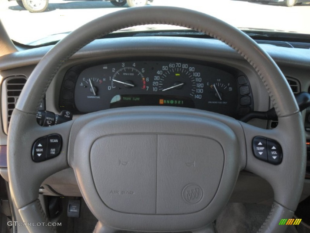 1999 Buick Park Avenue Standard Park Avenue Model Steering Wheel Photos