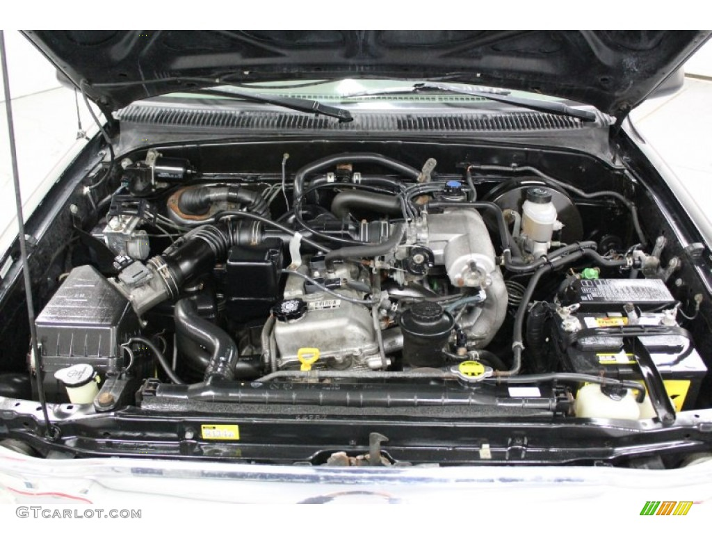 2004 Toyota Tacoma SR5 Xtracab 4x4 2.7L DOHC 16V 4 ...