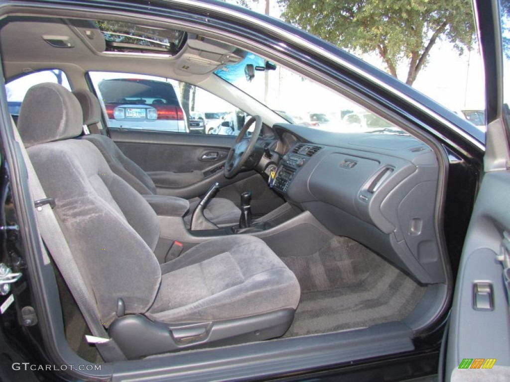 2000 honda accord interior colors
