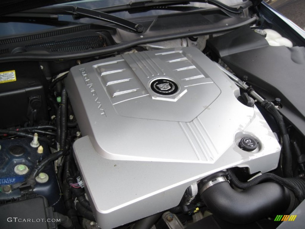 2006 cadillac sts v6 3 6 liter dohc 24 valve vvt v6 engine photo