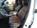 Pecan/Charcoal Interior Photo for 2011 Ford Explorer #59338348