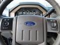 2012 Golden Bronze Metallic Ford F250 Super Duty Lariat Crew Cab 4x4  photo #18