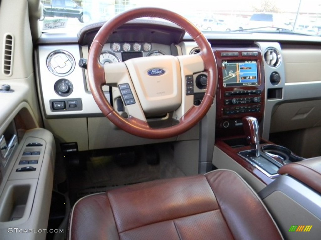 2010 Ford F150 King Ranch Supercrew 4x4 Chapparal Leather