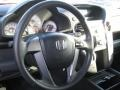 Black Steering Wheel Photo for 2011 Honda Pilot #59346049