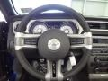 2012 Ford Mustang Stone Interior Steering Wheel Photo