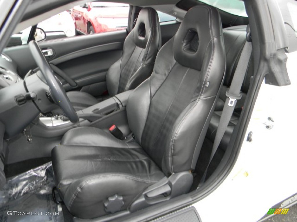 dark charcoal interior 2008 mitsubishi eclipse se coupe photo 59362698. Black Bedroom Furniture Sets. Home Design Ideas