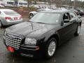 2005 Brilliant Black Crystal Pearl Chrysler 300   photo #1