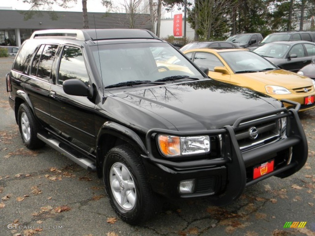 2002 Nissan Pathfinder Se 4x4 Exterior Photos Gtcarlot Com