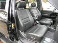 Charcoal 2002 Nissan Pathfinder Interiors