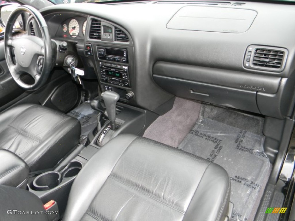 2002 nissan pathfinder se 4x4 charcoal dashboard photo 59363965 gtcarlot com gtcarlot com