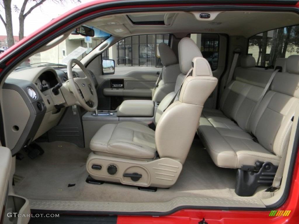 2007 Ford F150 Xlt Supercab Interior Photo 59367718