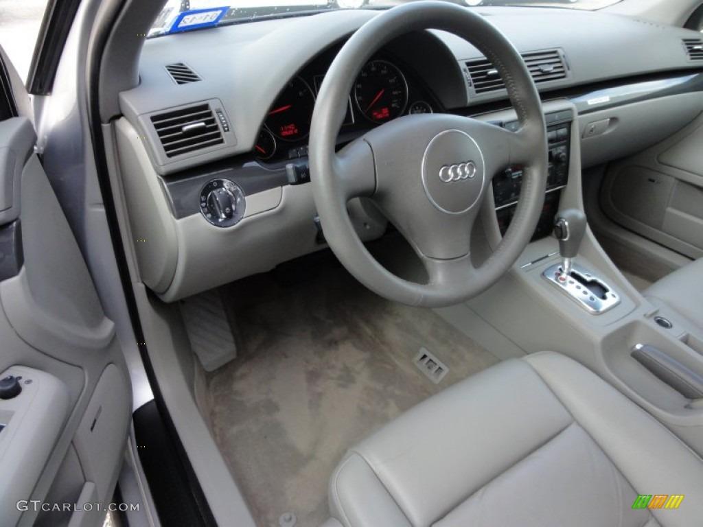 Platinum Interior 2003 Audi A4 1 8t Quattro Avant Photo