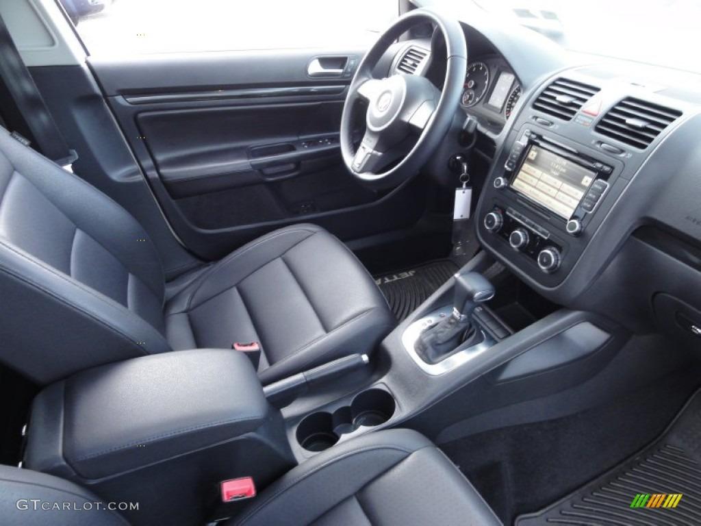2010 volkswagen jetta wolfsburg edition sedan interior photo