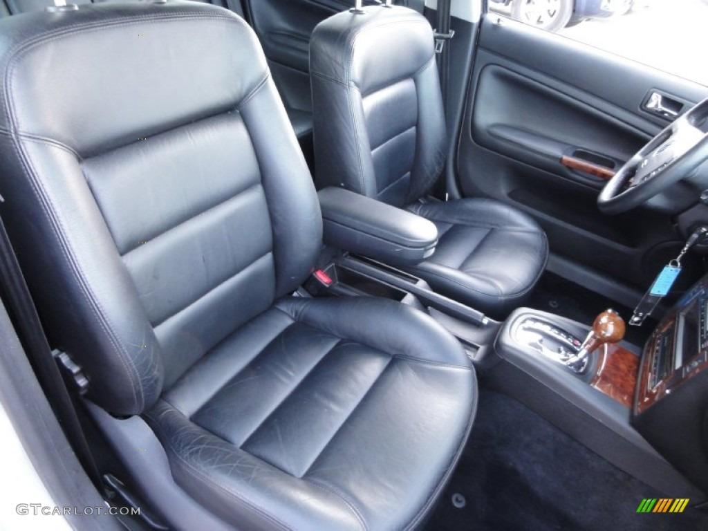 Black interior 2001 volkswagen passat glx wagon photo 59391814 for Volkswagen passat 2000 interior