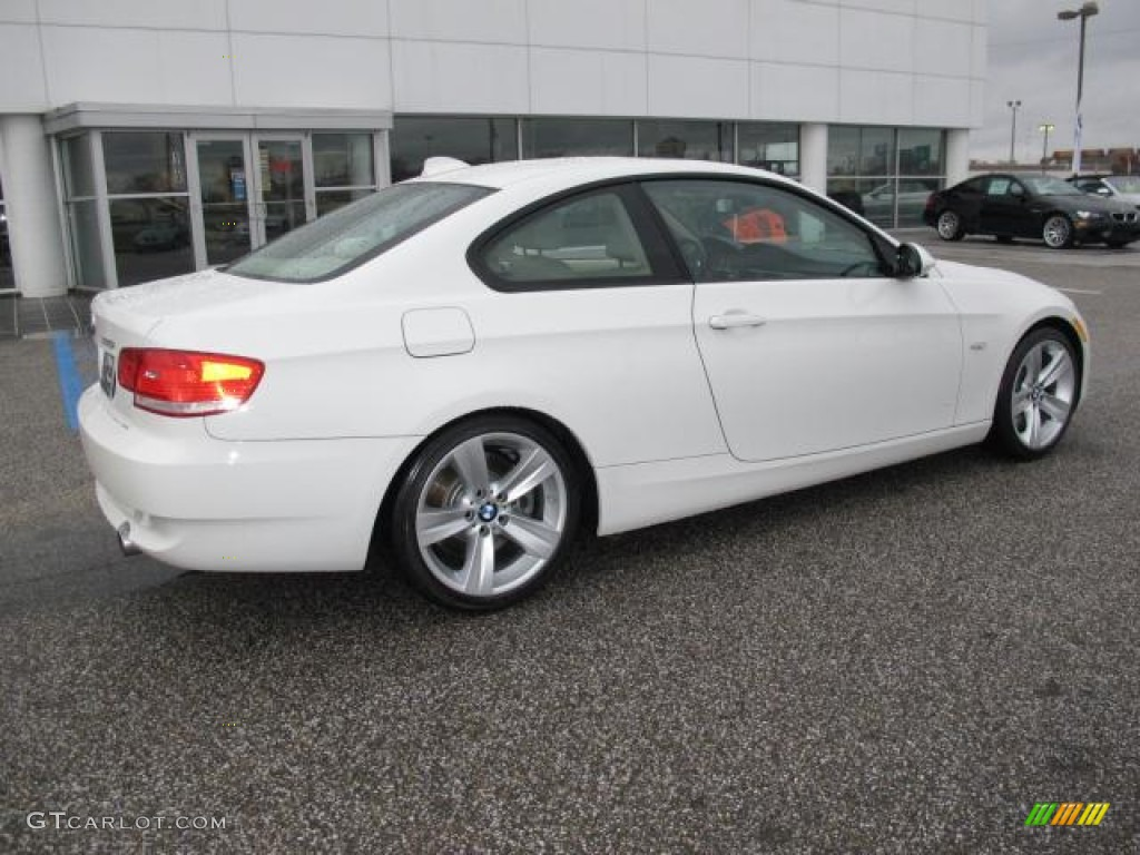 alpine white 2009 bmw 3 series 335i coupe exterior photo 59394797. Black Bedroom Furniture Sets. Home Design Ideas