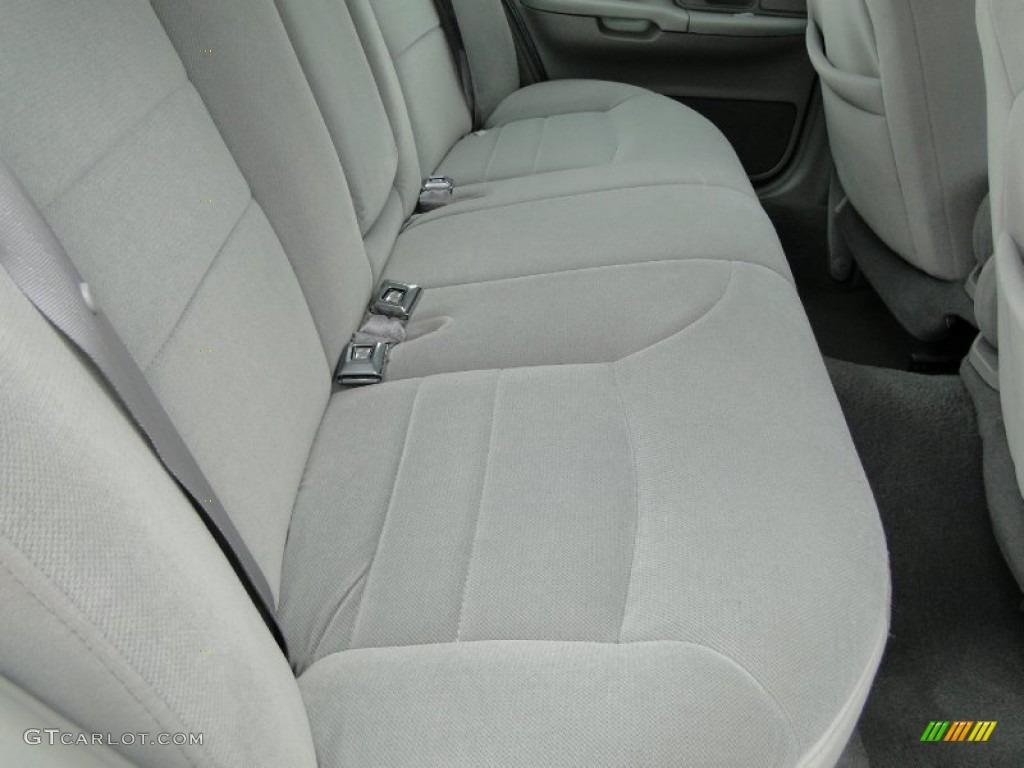 1998 Ford Crown Victoria Lx Sedan Interior Photos