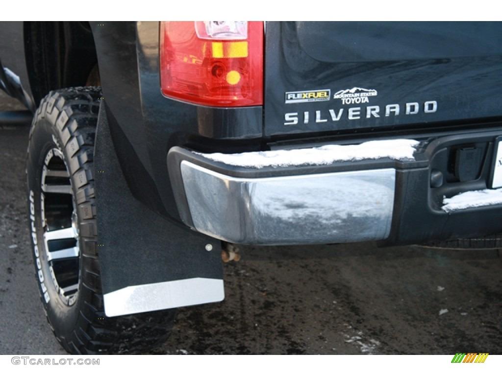2014 Silverado Mud Flaps