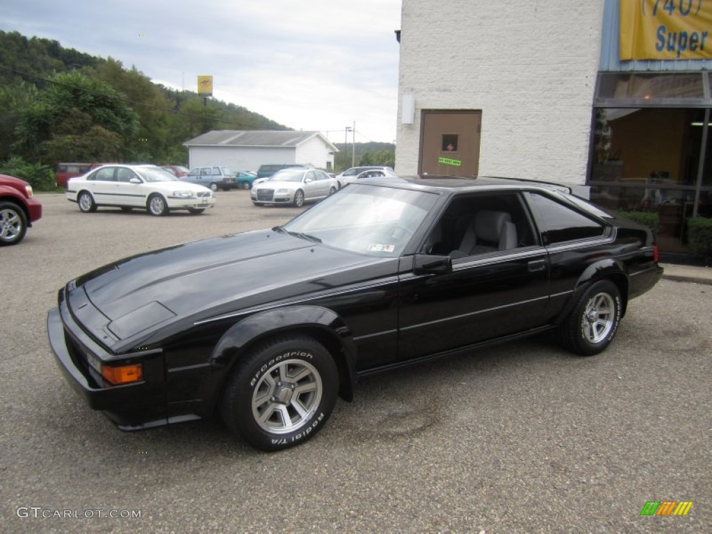 black 1984 toyota celica supra exterior photo 59407445. Black Bedroom Furniture Sets. Home Design Ideas