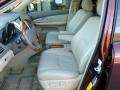 Parchment Interior Photo for 2009 Lexus RX #59407751