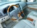 Parchment Interior Photo for 2009 Lexus RX #59407760