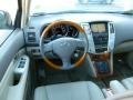 Parchment Dashboard Photo for 2009 Lexus RX #59407790