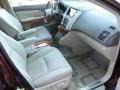 Parchment Interior Photo for 2009 Lexus RX #59407813