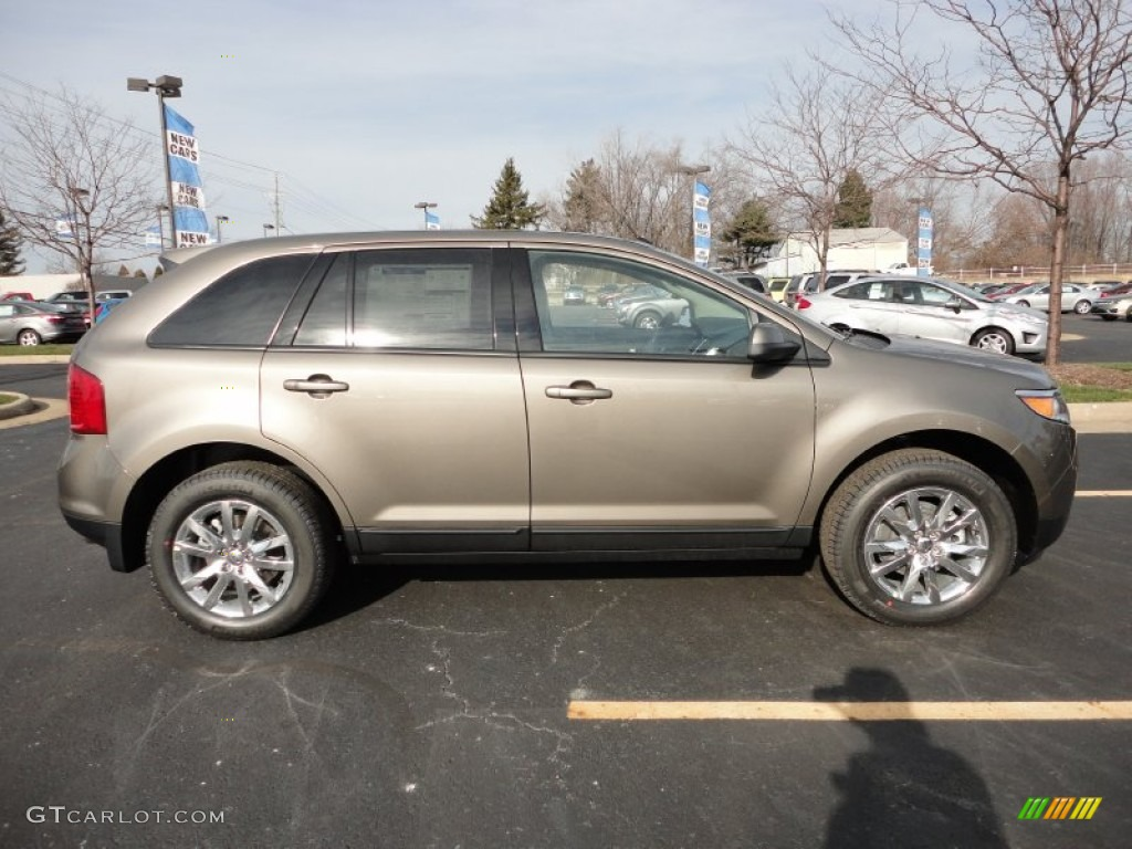 Mineral Grey Metallic 2012 Ford Edge SEL AWD Exterior Photo #59408492 ...