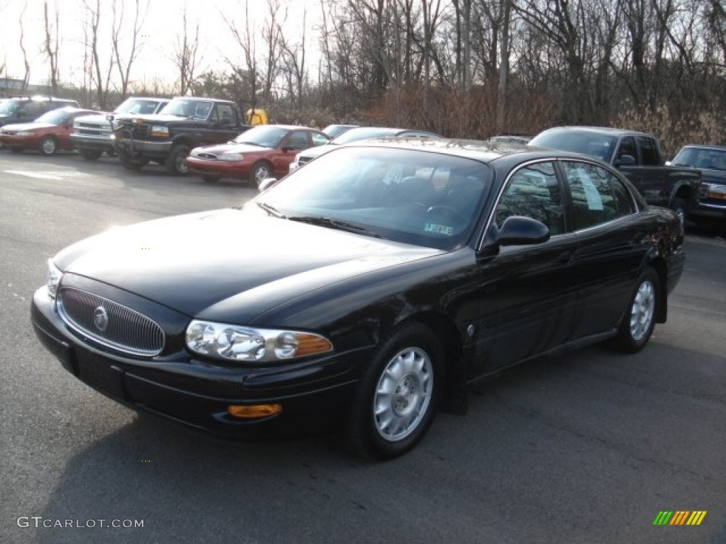 on 2004 Buick Lesabre Limited