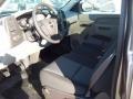 2012 Mocha Steel Metallic Chevrolet Silverado 1500 LS Regular Cab  photo #7
