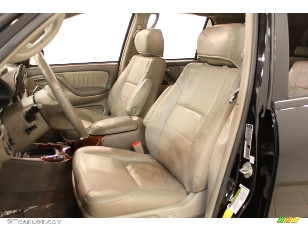 2007 Black Toyota Sequoia Limited 59415940 Photo 8 Car Color Galleries