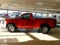 2012 Victory Red Chevrolet Silverado 1500 LS Regular Cab 4x4  photo #4