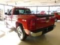 2012 Victory Red Chevrolet Silverado 1500 LS Regular Cab 4x4  photo #5