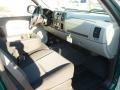 2012 Fleet Green Chevrolet Silverado 1500 LS Extended Cab 4x4  photo #9