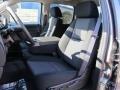 2012 Mocha Steel Metallic Chevrolet Silverado 1500 LT Crew Cab 4x4  photo #8