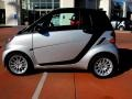 2012 fortwo passion coupe Silver Metallic