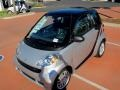 Silver Metallic - fortwo passion coupe Photo No. 4