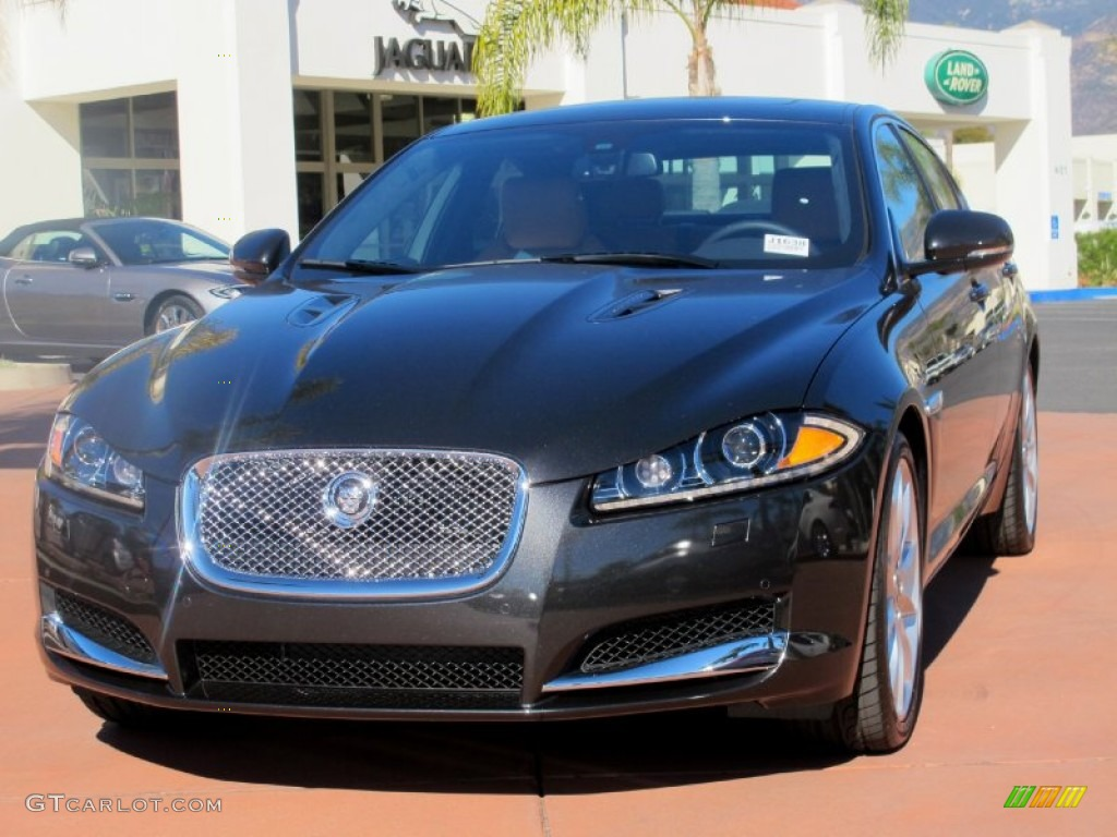 2012 stratus grey metallic jaguar xf supercharged 59415525 photo 2 car color. Black Bedroom Furniture Sets. Home Design Ideas