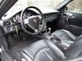 Black Interior Photo for 2007 Porsche 911 #59429723