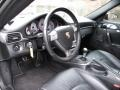 Black Interior Photo for 2007 Porsche 911 #59429780