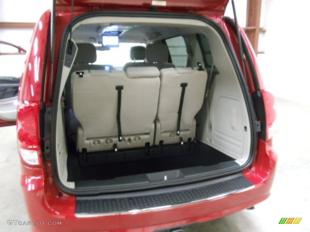 2012 Dodge Grand Caravan Crew Trunk Photo #59431556 | GTCarLot.com