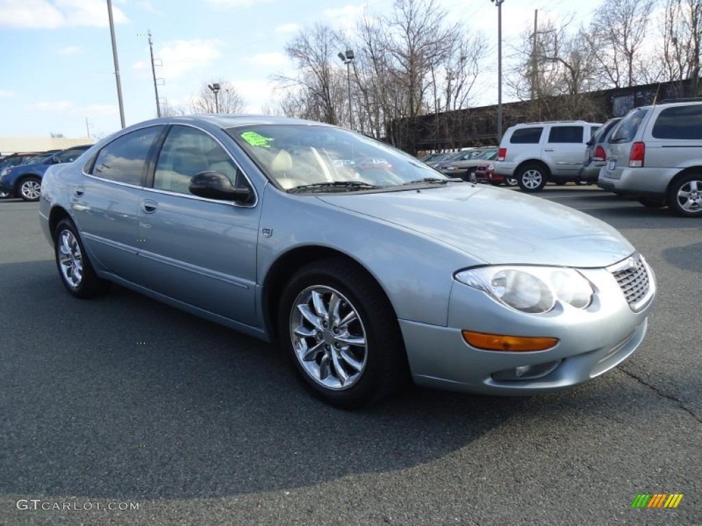 2004 Butane Blue Pearl Chrysler 300 M Sedan 59415847
