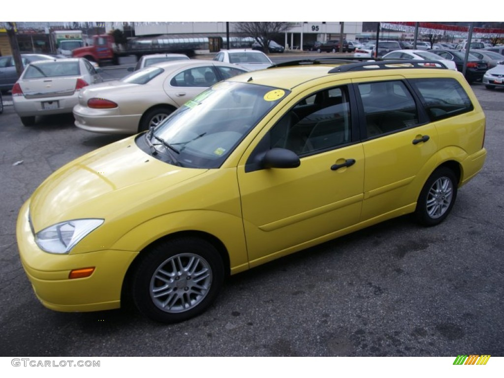 egg yolk yellow 2002 ford focus se wagon exterior photo 59443277. Black Bedroom Furniture Sets. Home Design Ideas