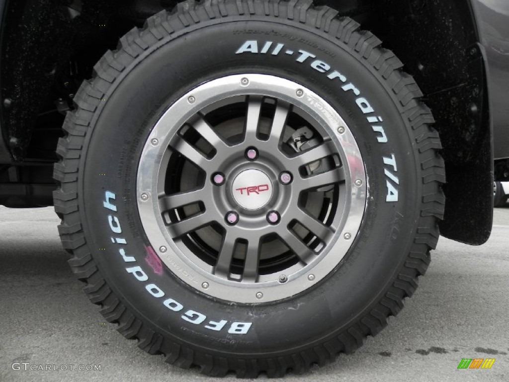 2010 Toyota tundra trd rock warrior wheels