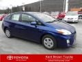 Blue Ribbon Metallic 2011 Toyota Prius Gallery