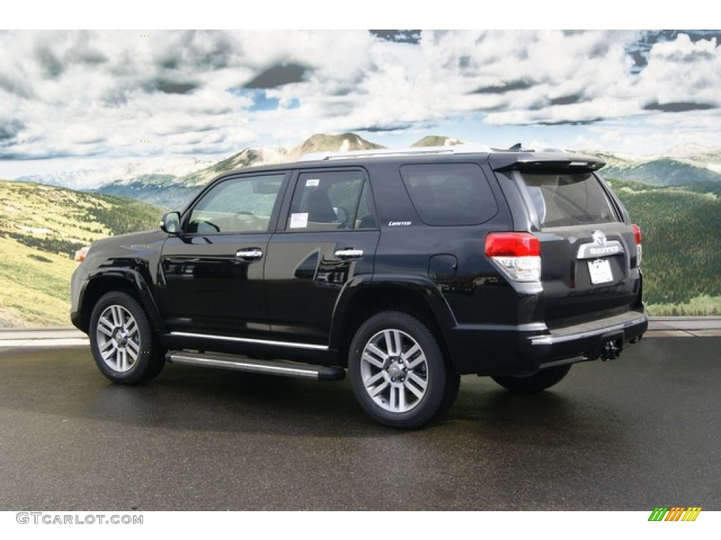black 2012 toyota 4runner limited 4x4 exterior photo 59455367. Black Bedroom Furniture Sets. Home Design Ideas