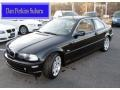 Jet Black 2000 BMW 3 Series 323i Coupe