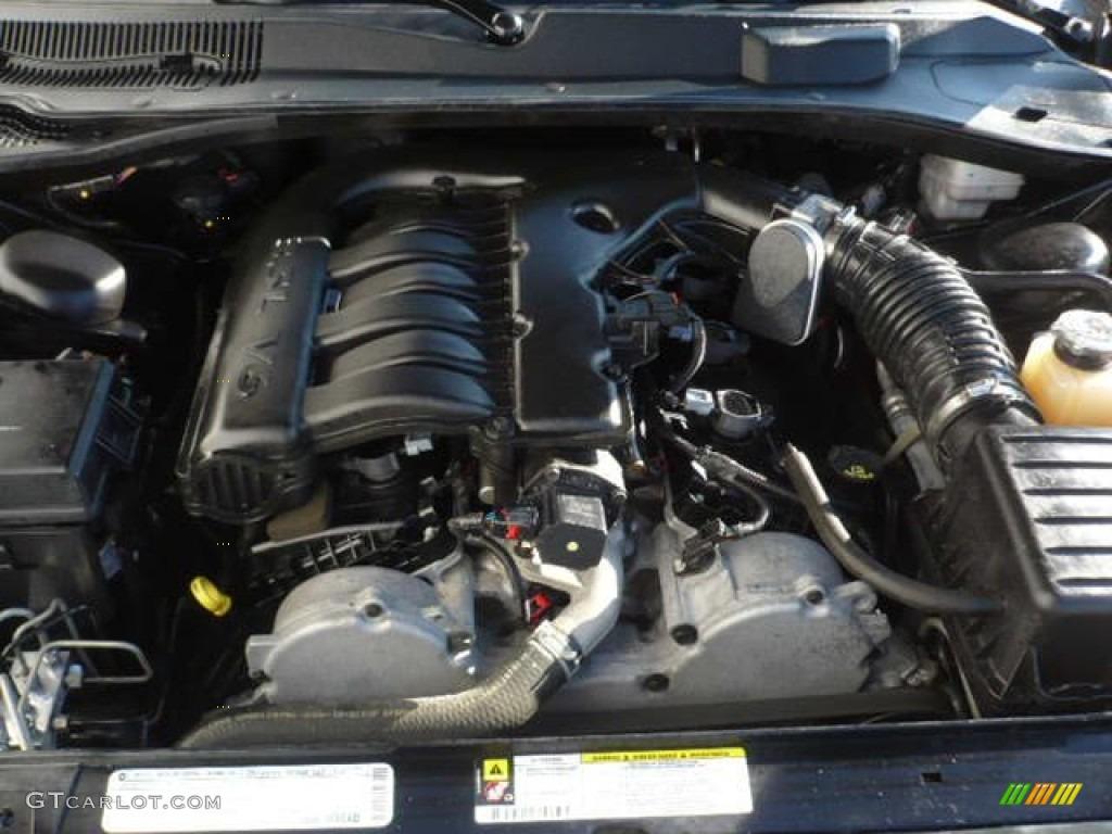 2010 Chrysler 300 Limited 3 5 Liter Ho Sohc 24 Valve V6