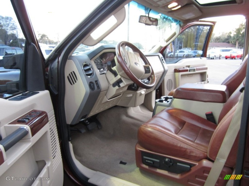 2008 Ford F350 Super Duty Xlt Supercab Chassis Data Info