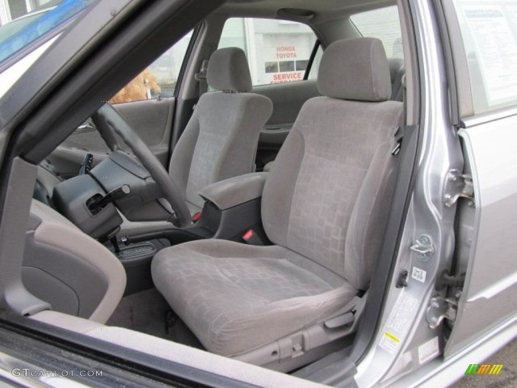 2001 Honda Accord Ex Sedan Interior Photos Gtcarlot Com