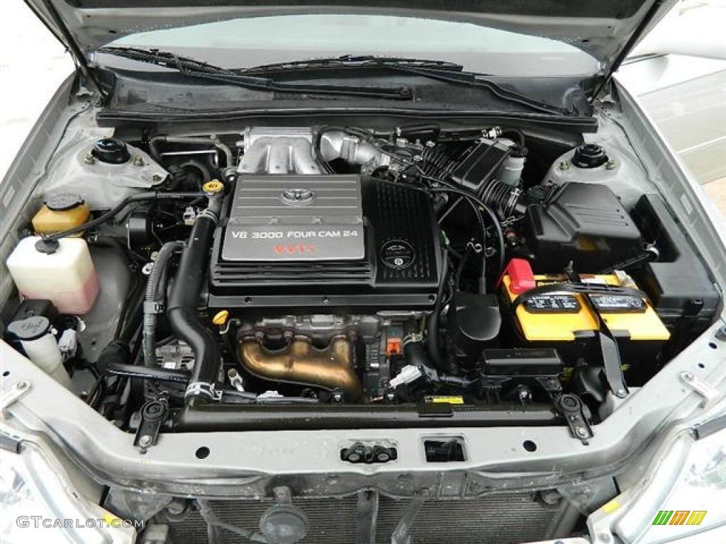 2003 Toyota Avalon Xls 3 0 Liter Dohc 24 Valve V6 Engine Photo 59491314